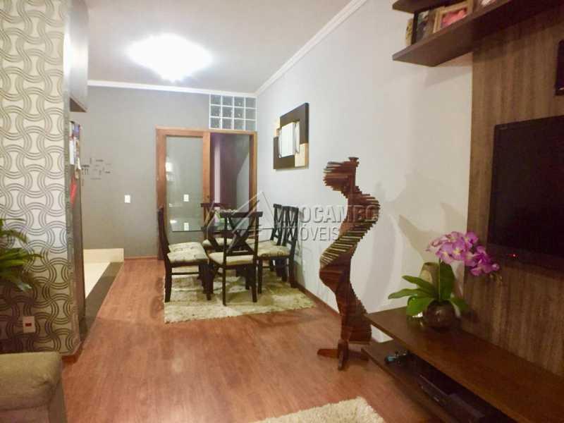 Sala - Casa 3 quartos à venda Itatiba,SP - R$ 380.000 - FCCA31164 - 1