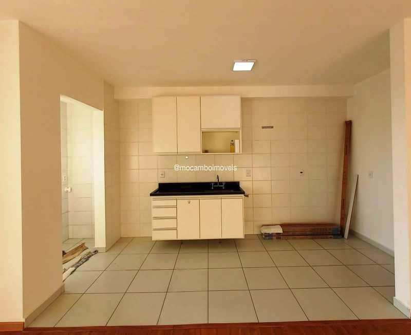 Cozinha - Apartamento 3 quartos para alugar Itatiba,SP - R$ 2.300 - FCAP30463 - 7