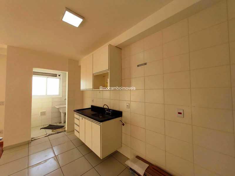 Cozinha - Apartamento 3 quartos para alugar Itatiba,SP - R$ 2.300 - FCAP30463 - 8