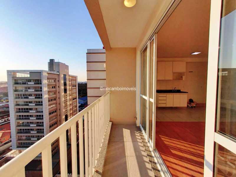 Sacada - Apartamento 3 quartos para alugar Itatiba,SP - R$ 2.300 - FCAP30463 - 10