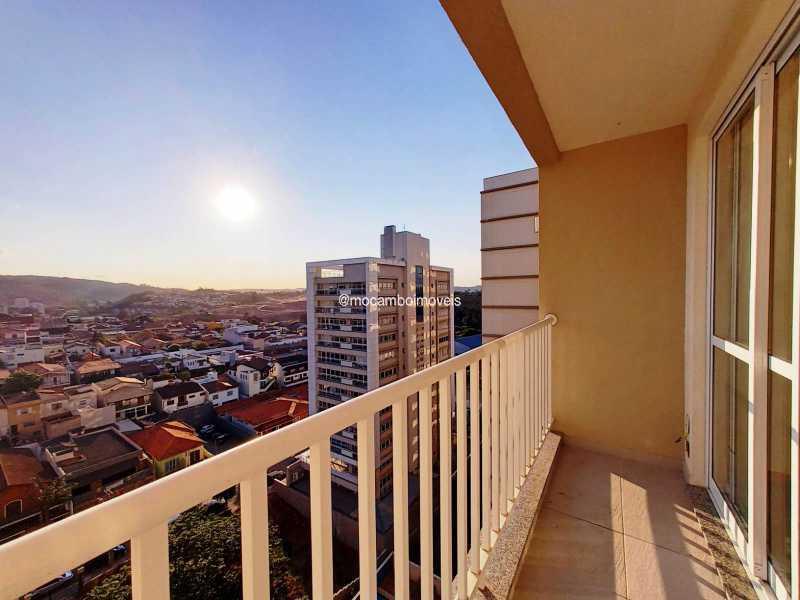 Sacada - Apartamento 3 quartos para alugar Itatiba,SP - R$ 2.300 - FCAP30463 - 11