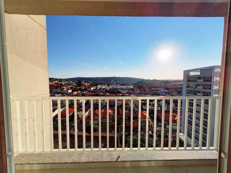 Sacada - Apartamento 3 quartos para alugar Itatiba,SP - R$ 2.300 - FCAP30463 - 12