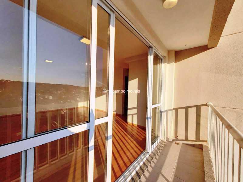 Sacada - Apartamento 3 quartos para alugar Itatiba,SP - R$ 2.300 - FCAP30463 - 13