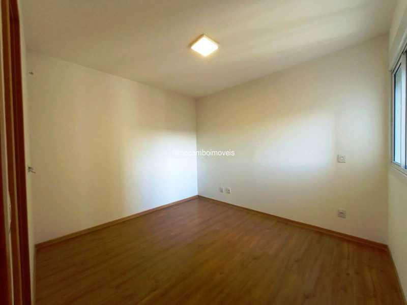 Dormitório 03 - Suíte - Apartamento 3 quartos para alugar Itatiba,SP - R$ 2.300 - FCAP30463 - 21