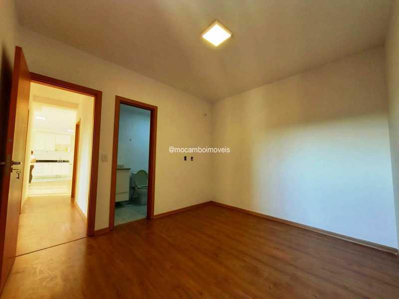 Dormitório 03 - Suíte - Apartamento 3 quartos para alugar Itatiba,SP - R$ 2.300 - FCAP30463 - 22