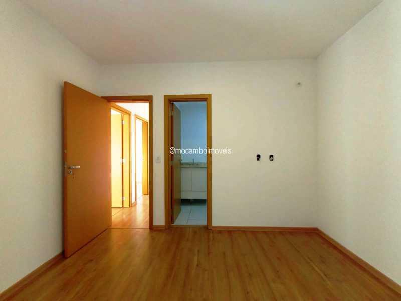 Dormitório 03 - Suíte - Apartamento 3 quartos para alugar Itatiba,SP - R$ 2.300 - FCAP30463 - 23