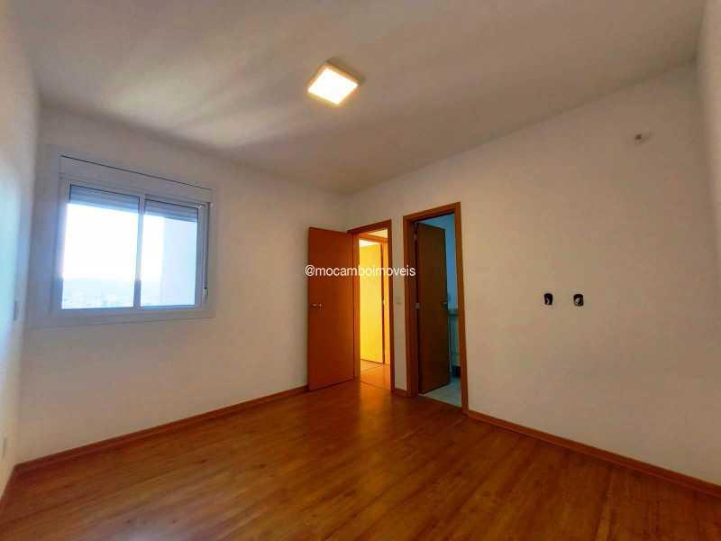 Dormitório 03 - Suíte - Apartamento 3 quartos para alugar Itatiba,SP - R$ 2.300 - FCAP30463 - 24