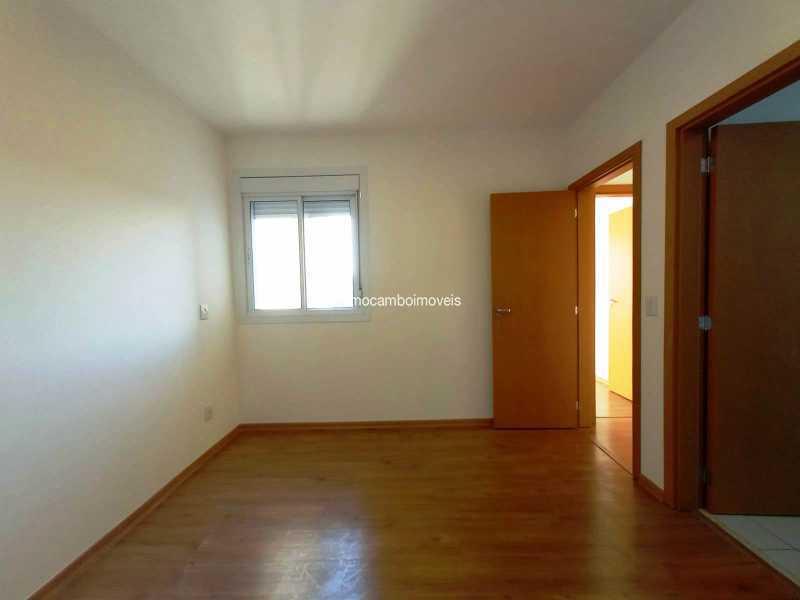 Dormitório 03 - Suíte - Apartamento 3 quartos para alugar Itatiba,SP - R$ 2.300 - FCAP30463 - 25