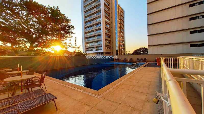 Piscina do condomínio  - Apartamento 3 quartos para alugar Itatiba,SP - R$ 2.300 - FCAP30463 - 27
