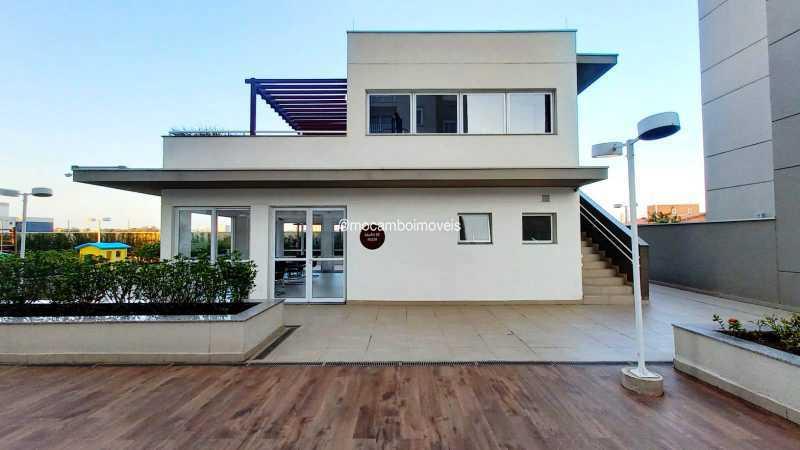 Salão de Festa e Academia - Apartamento 3 quartos para alugar Itatiba,SP - R$ 2.300 - FCAP30463 - 30