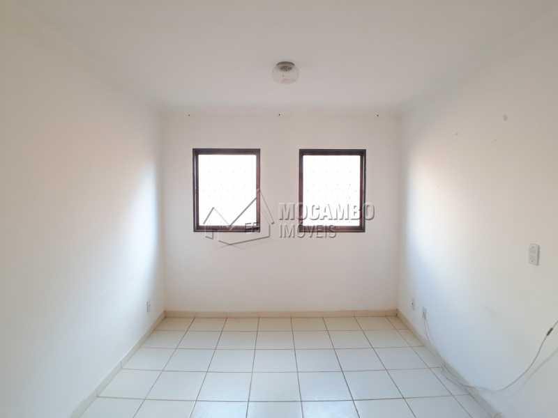 Sala - Apartamento Para Venda ou Aluguel - Itatiba - SP - Residencial Beija Flor - FCAP30462 - 3