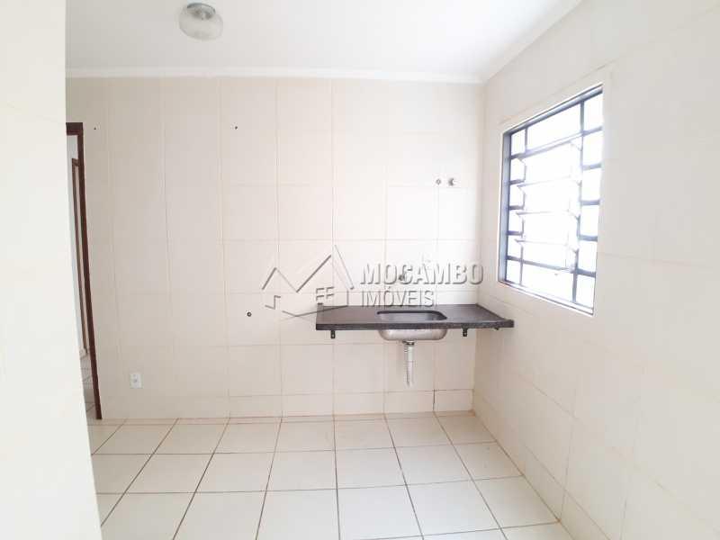 Cozinha - Apartamento Para Venda ou Aluguel - Itatiba - SP - Residencial Beija Flor - FCAP30462 - 5