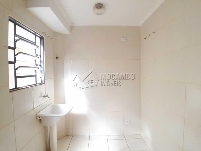 Lavanderia - Apartamento Para Venda ou Aluguel - Itatiba - SP - Residencial Beija Flor - FCAP30462 - 10