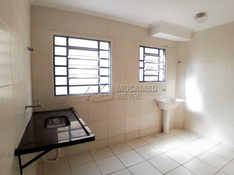 Cozinha - Apartamento 3 Quartos Para Venda e Aluguel Itatiba,SP - R$ 850 - FCAP30462 - 4