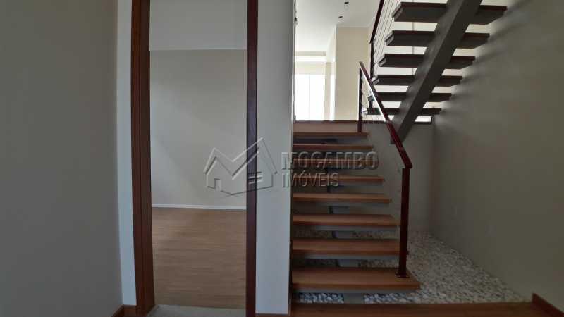 Hall de Entrada - Casa em Condominio À Venda - Itatiba - SP - Residencial Fazenda Serrinha - FCCN40122 - 3