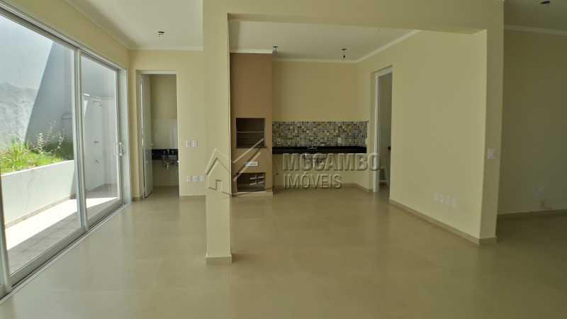 Área Gourmet - Casa em Condominio À Venda - Itatiba - SP - Residencial Fazenda Serrinha - FCCN40122 - 1