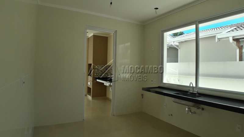Cozinha - Casa em Condominio À Venda - Itatiba - SP - Residencial Fazenda Serrinha - FCCN40122 - 10