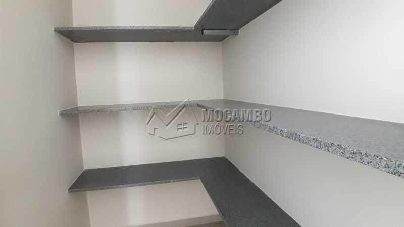 Despensa - Casa em Condominio À Venda - Itatiba - SP - Residencial Fazenda Serrinha - FCCN40122 - 11