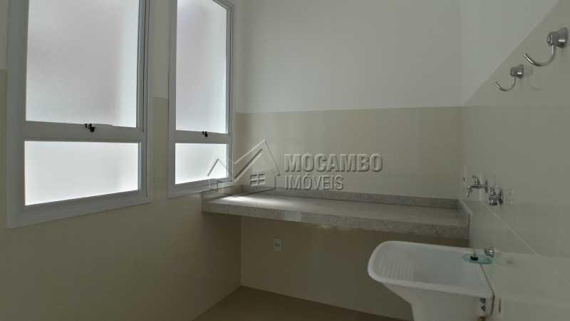 Lavanderia - Casa em Condominio À Venda - Itatiba - SP - Residencial Fazenda Serrinha - FCCN40122 - 12