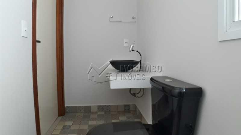 Lavabo - Casa em Condominio À Venda - Itatiba - SP - Residencial Fazenda Serrinha - FCCN40122 - 5
