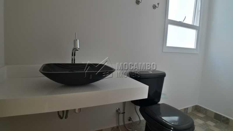 Lavabo - Casa em Condominio À Venda - Itatiba - SP - Residencial Fazenda Serrinha - FCCN40122 - 4