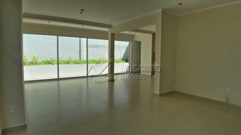 Sala - Casa em Condominio À Venda - Itatiba - SP - Residencial Fazenda Serrinha - FCCN40122 - 8