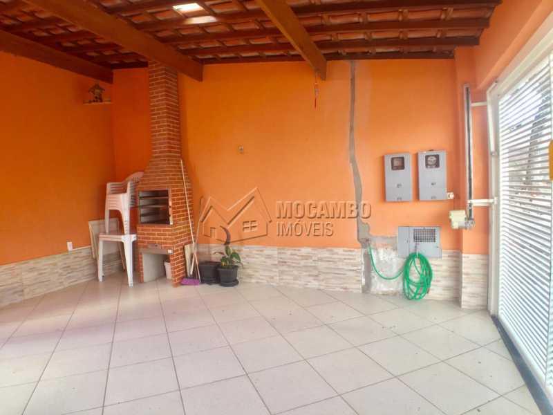 Garagem  - Casa 2 quartos à venda Itatiba,SP - R$ 260.000 - FCCA21132 - 3