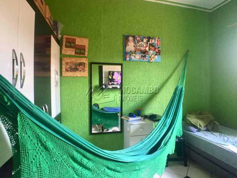Dormitório  - Casa 2 quartos à venda Itatiba,SP - R$ 260.000 - FCCA21132 - 5