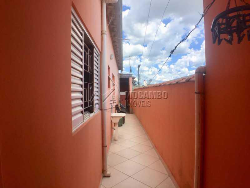 Corredor  - Casa 2 quartos à venda Itatiba,SP - R$ 260.000 - FCCA21132 - 8