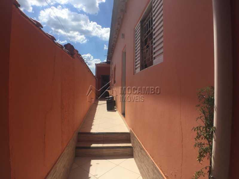 Corredor  - Casa 2 quartos à venda Itatiba,SP - R$ 260.000 - FCCA21132 - 1