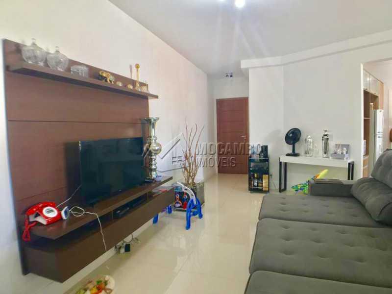 Sala  - Apartamento 3 quartos à venda Itatiba,SP - R$ 742.000 - FCAP30464 - 7