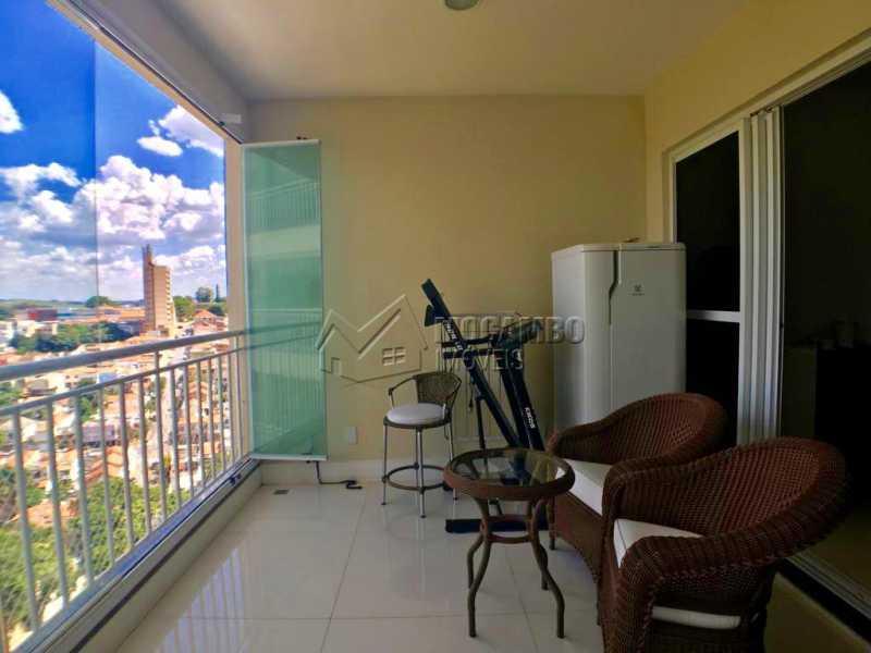 Varanda Gourmet - Apartamento 3 quartos à venda Itatiba,SP - R$ 742.000 - FCAP30464 - 3