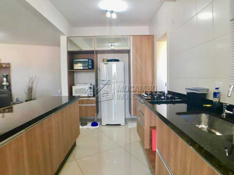 Cozinha  - Apartamento 3 quartos à venda Itatiba,SP - R$ 742.000 - FCAP30464 - 1