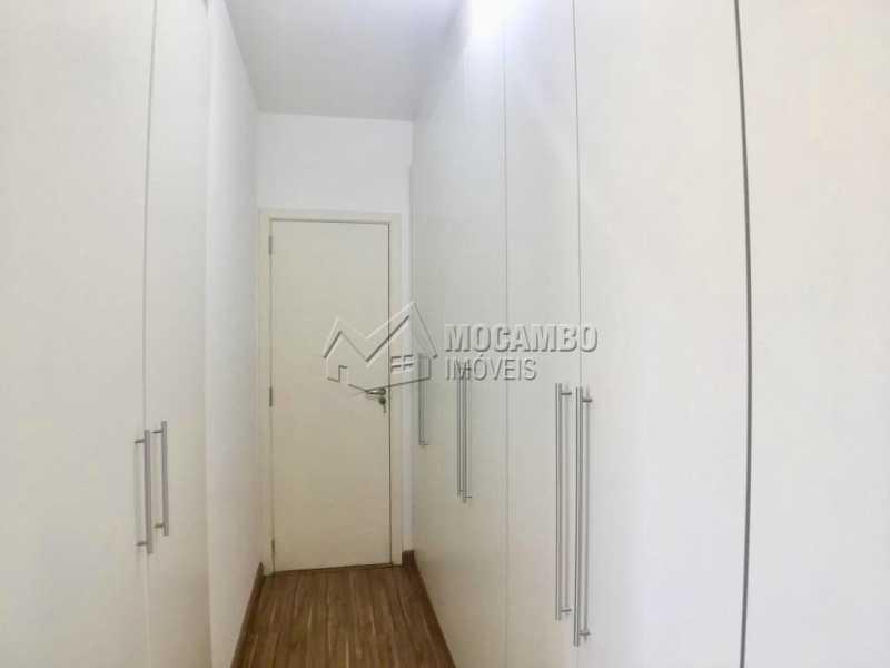 Armários do dormitório - Apartamento 3 quartos à venda Itatiba,SP - R$ 742.000 - FCAP30464 - 15