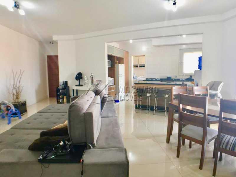 Sala - Apartamento 3 quartos à venda Itatiba,SP - R$ 742.000 - FCAP30464 - 9