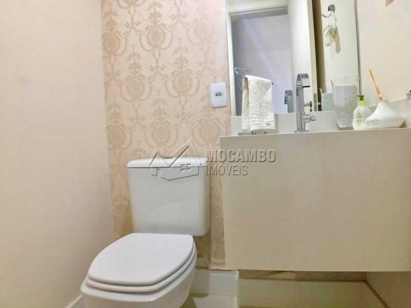 Lavabo - Apartamento 3 quartos à venda Itatiba,SP - R$ 742.000 - FCAP30464 - 6