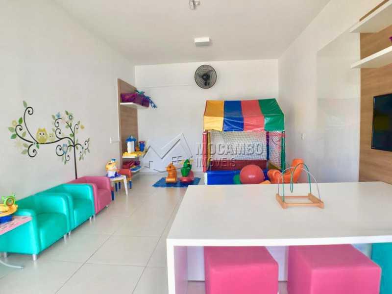 Brinquedoteca  - Apartamento 3 quartos à venda Itatiba,SP - R$ 742.000 - FCAP30464 - 17