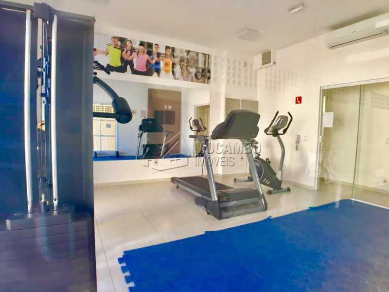 Academia  - Apartamento 3 quartos à venda Itatiba,SP - R$ 742.000 - FCAP30464 - 24