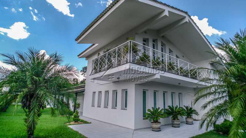 Cachoeiras do Imaratá - Casa em Condomínio 4 quartos à venda Itatiba,SP - R$ 1.700.000 - FCCN40123 - 1