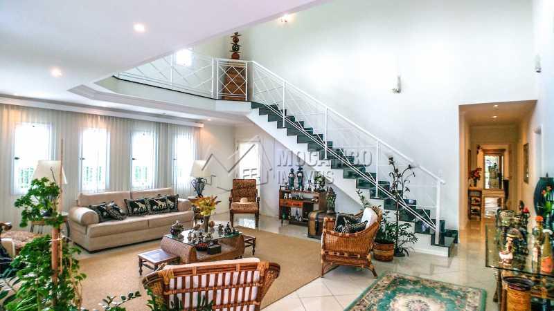 Cachoeiras do Imaratá - Casa em Condomínio 4 quartos à venda Itatiba,SP - R$ 1.700.000 - FCCN40123 - 9