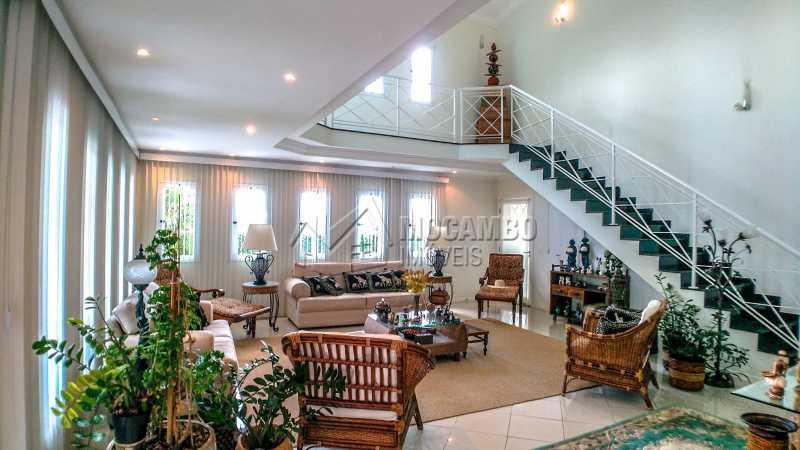 Cachoeiras do Imaratá - Casa em Condomínio 4 quartos à venda Itatiba,SP - R$ 1.700.000 - FCCN40123 - 12