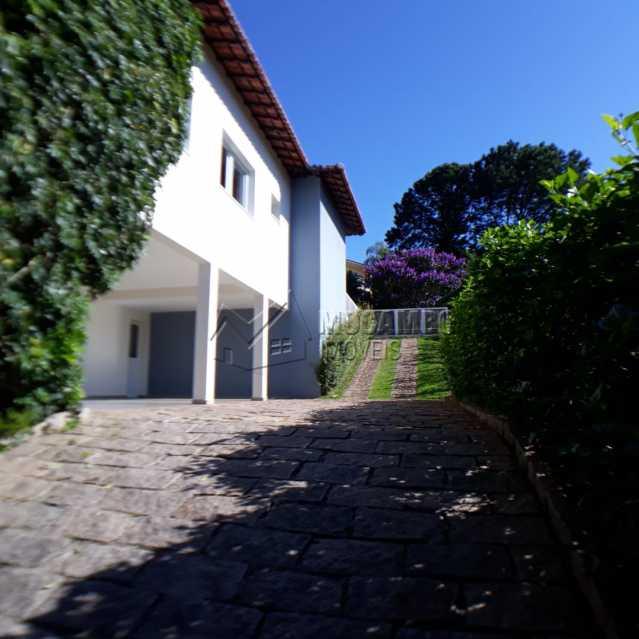 vista  - Casa em Condomínio 4 quartos à venda Itatiba,SP - R$ 1.200.000 - FCCN40125 - 1