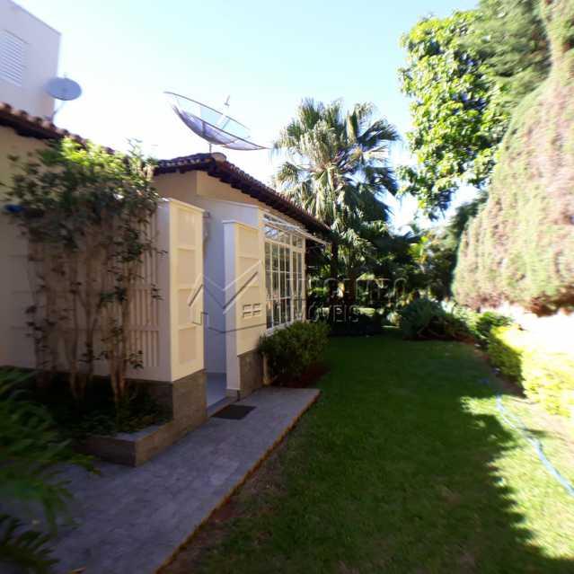 lateral direita - Casa em Condomínio 4 quartos à venda Itatiba,SP - R$ 1.200.000 - FCCN40125 - 3