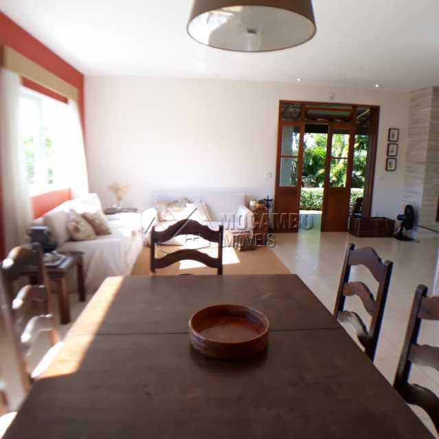 sala jantar vista - Casa em Condomínio 4 quartos à venda Itatiba,SP - R$ 1.200.000 - FCCN40125 - 7