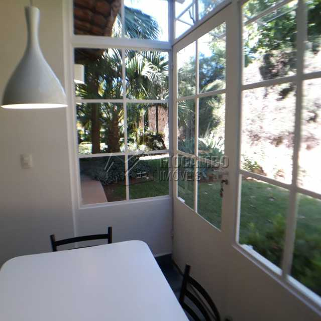 copa iluminação natural  - Casa em Condomínio 4 quartos à venda Itatiba,SP - R$ 1.200.000 - FCCN40125 - 10