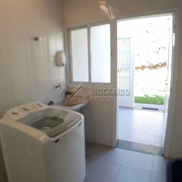 area de serviço  saida lateral - Casa em Condomínio 4 quartos à venda Itatiba,SP - R$ 1.200.000 - FCCN40125 - 11