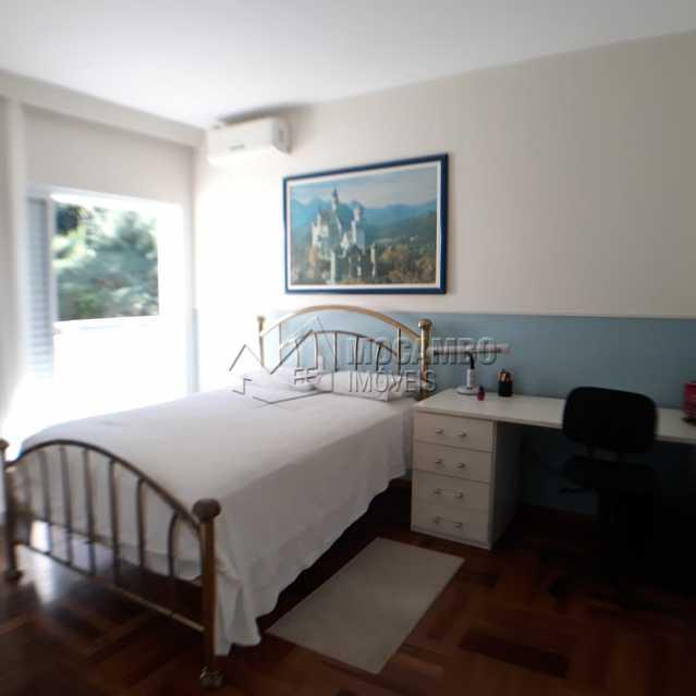 suite 1 com ar condicionado - Casa em Condomínio 4 quartos à venda Itatiba,SP - R$ 1.200.000 - FCCN40125 - 13