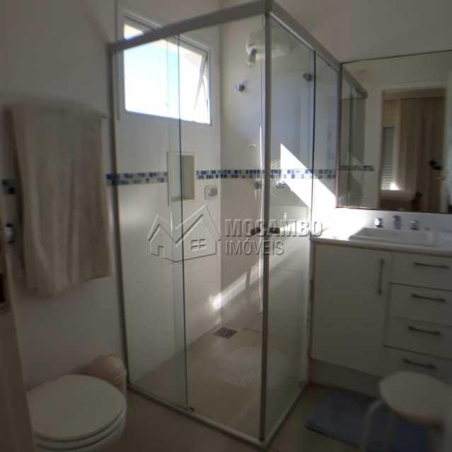 suite 1            banheiro  - Casa em Condomínio 4 quartos à venda Itatiba,SP - R$ 1.200.000 - FCCN40125 - 14