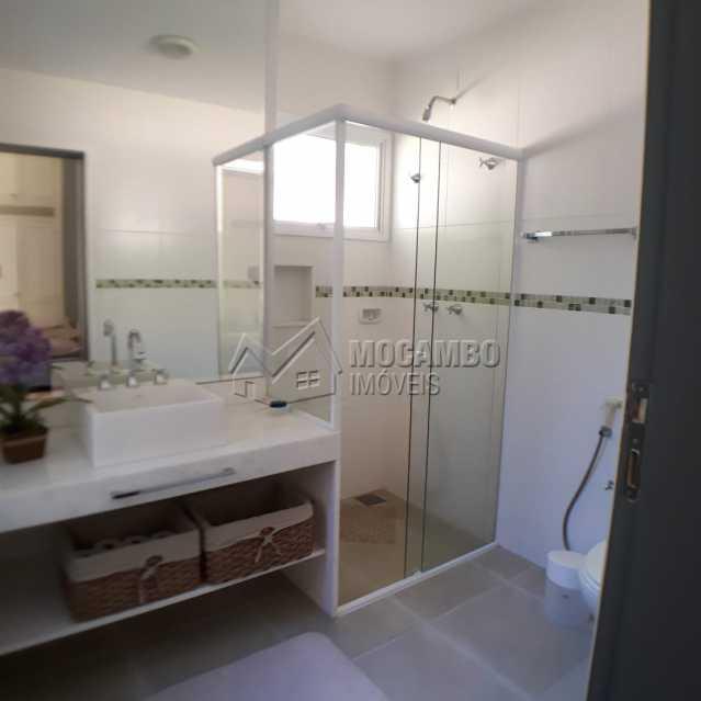 suite 2             banheiro  - Casa em Condomínio 4 quartos à venda Itatiba,SP - R$ 1.200.000 - FCCN40125 - 16