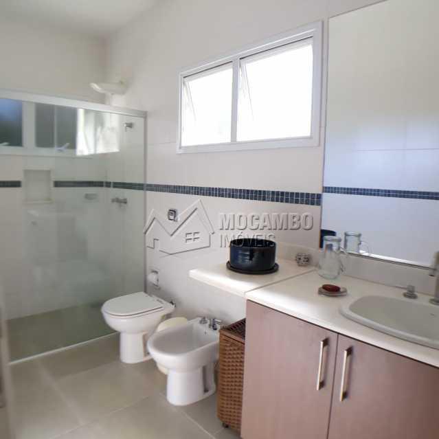 suite 3           banheiro  - Casa em Condomínio 4 quartos à venda Itatiba,SP - R$ 1.200.000 - FCCN40125 - 19